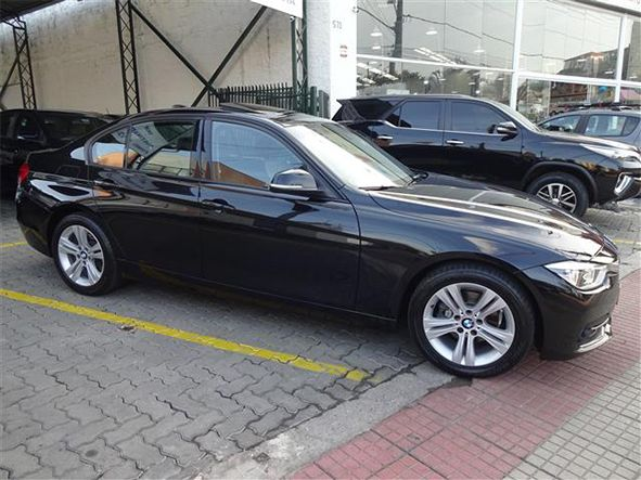 BMW  320I Sport Active flex (COLONIAL VEÍCULOS)