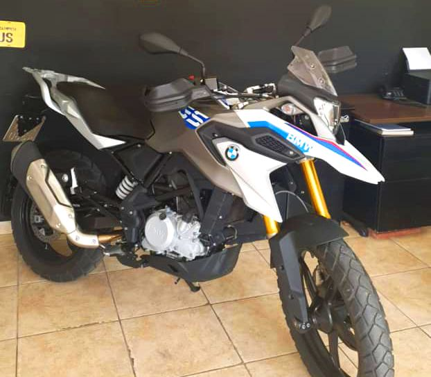 BMW GS 310 (SUPER MOTO)