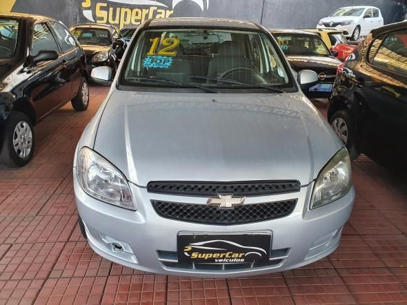 Chevrolet Celta 1.0 (Manual) 2012 (Super Car Veículos)