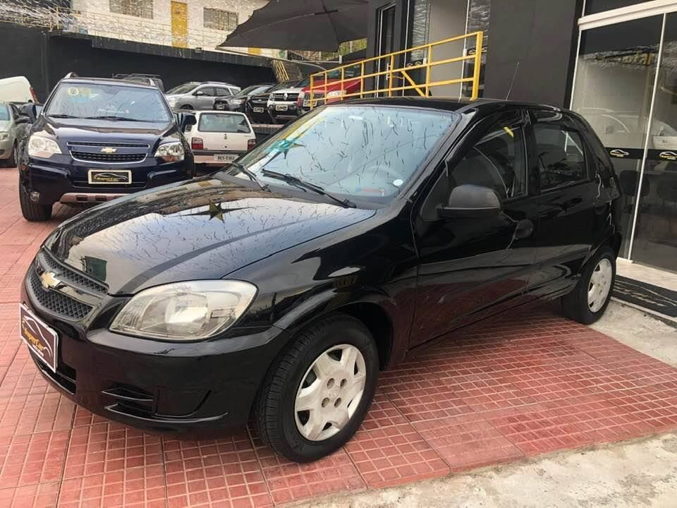 CHEVROLET CELTA  1.0 MPFI LS 8V FLEX 4P MANUAL (SUPER CAR VEÍCULOS)