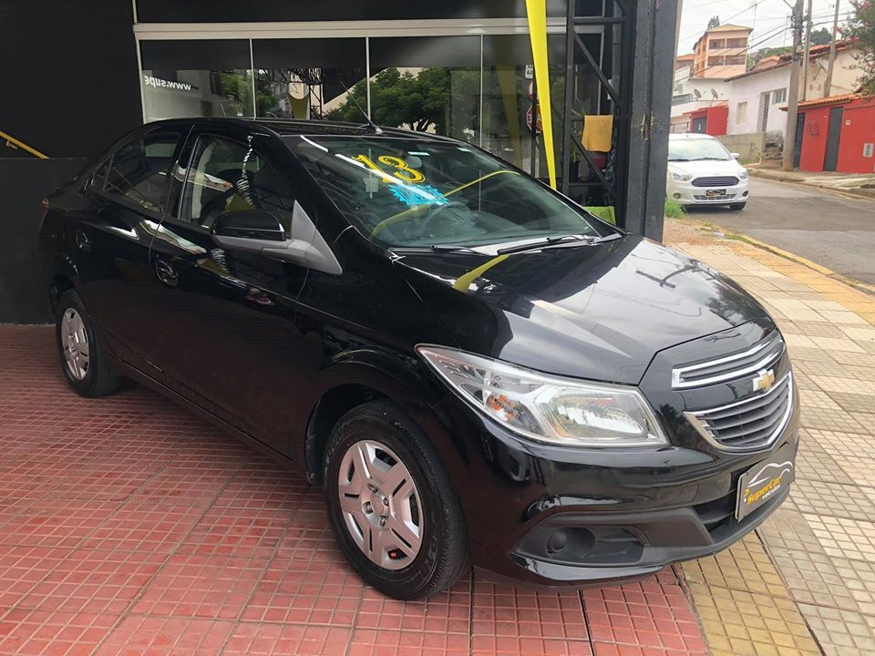 Chevrolet Prisma 1.0 MPFI LT 8V Flex 4P manual (SUPER CAR VEÍCULOS)