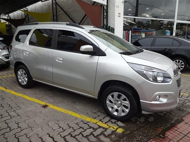 Chevrolet  Spin 1.8 At Ltz (COLONIAL VEÍCULOS)