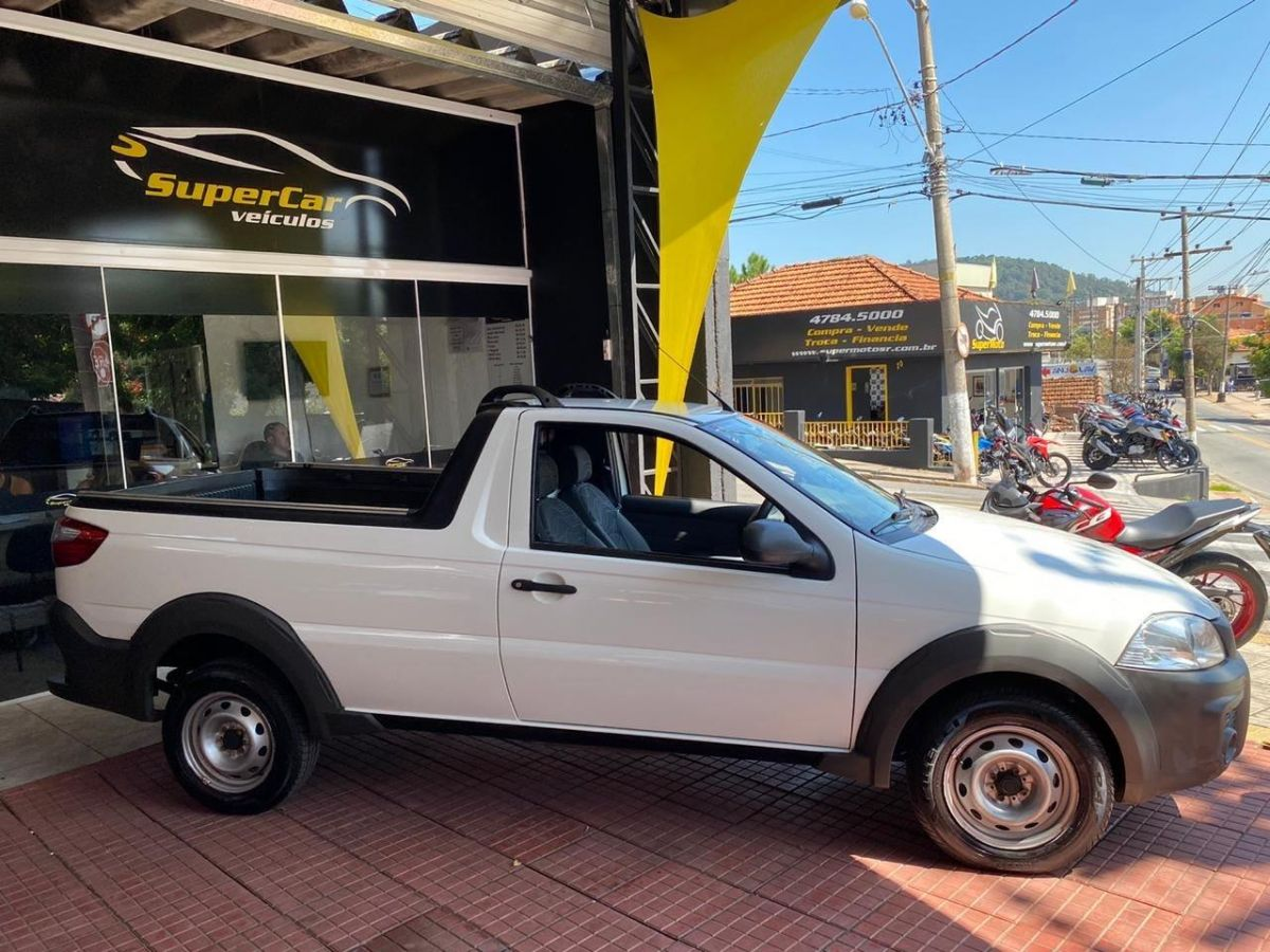 Fiat Strada 1.4 MPI Working CS 8V Flex 2P manual (SUPER CAR VEÍCULOS)