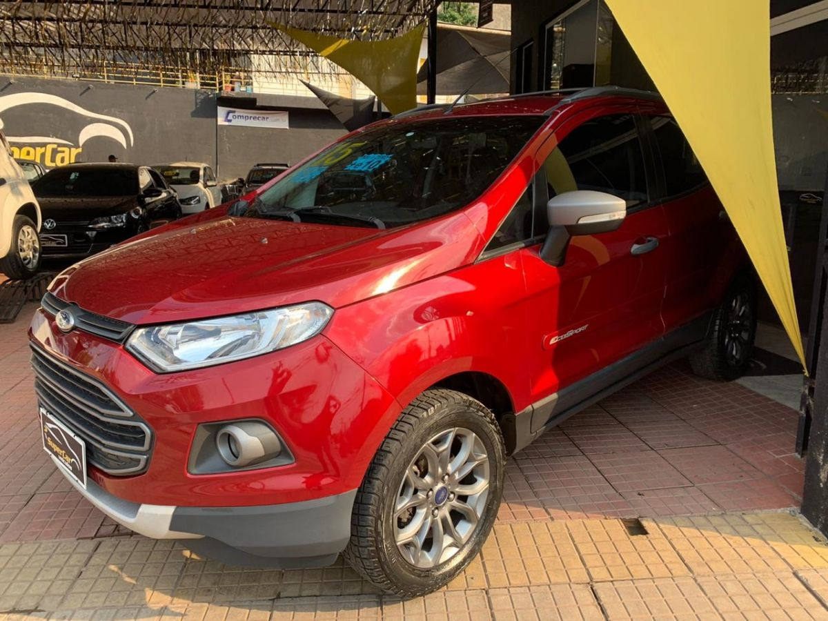 Ford Ecosport 2015 auto (SUPER CAR VEÍCULOS)