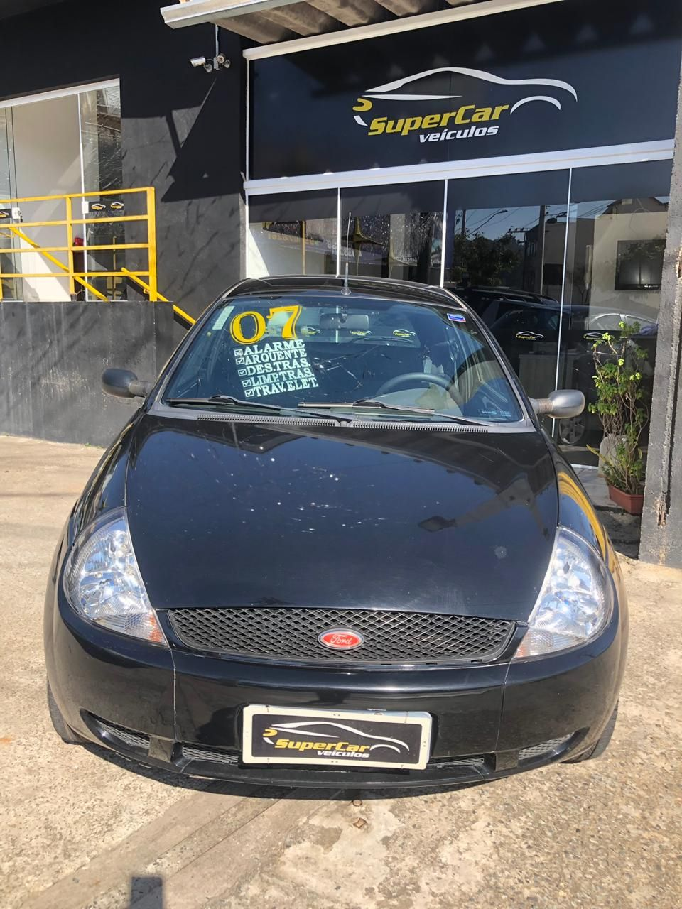 Ford ka 1.0 (SUPER CAR VEÍCULOS)