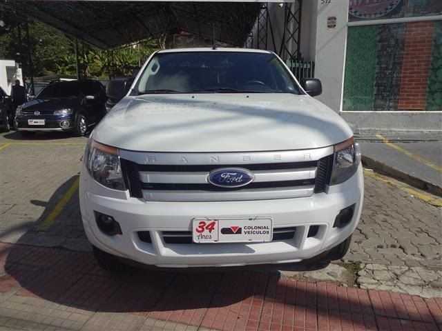 Ford  Ranger XLS C.S. 2.5 (COLONIAL VEÍCULOS)