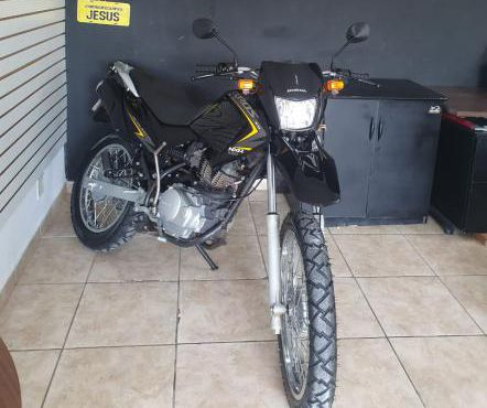 Honda Bros 150 manual (SUPER MOTO)