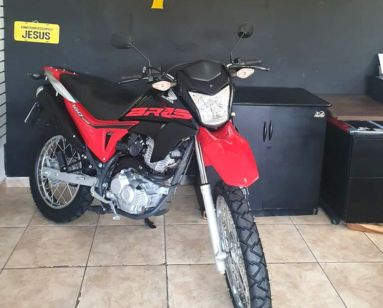 Honda Bros 160 ESD Flexone  (SUPER MOTO)