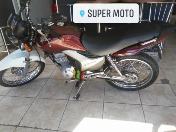 Honda Cg 150 CC - manual (SUPER MOTO)