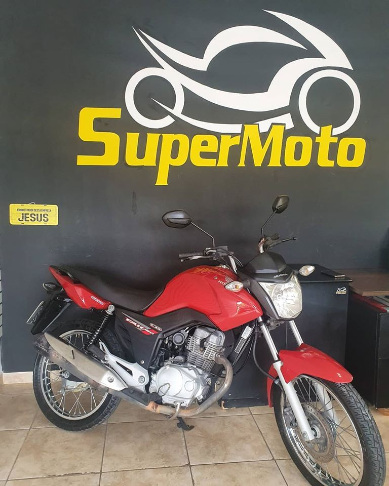 Honda CG Fan 150 Flexone (SUPER MOTO)