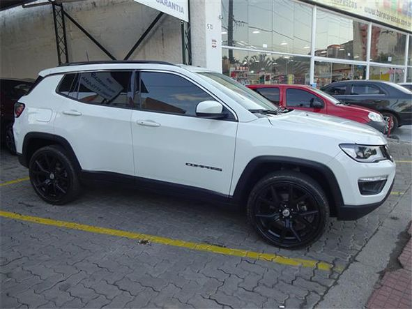 Jeep  Compass Longitude (COLONIAL VEÍCULOS)