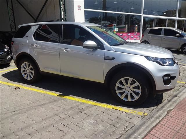 Land Rover  Discovery Sport SE 2.2 (COLONIAL VEÍCULOS)