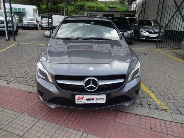 Mercedes-Benz  CLA 200 1.6 TB 16V/Flex
