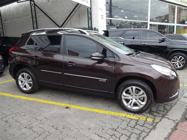 Peugeot  2008 Allure At (COLONIAL VEÍCULOS)