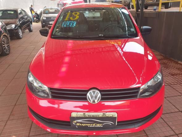 Volkswagen Gol 1.6 (Manual) 2013 (Super Car Veículos)