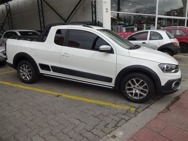 Volkswagen  Saveiro C.E. Cross 1.6 ms (COLONIAL VEÍCULOS)