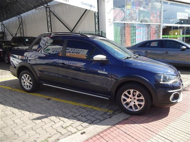 Volkswagen  Saverio C.D. Cross (COLONIAL VEÍCULOS)