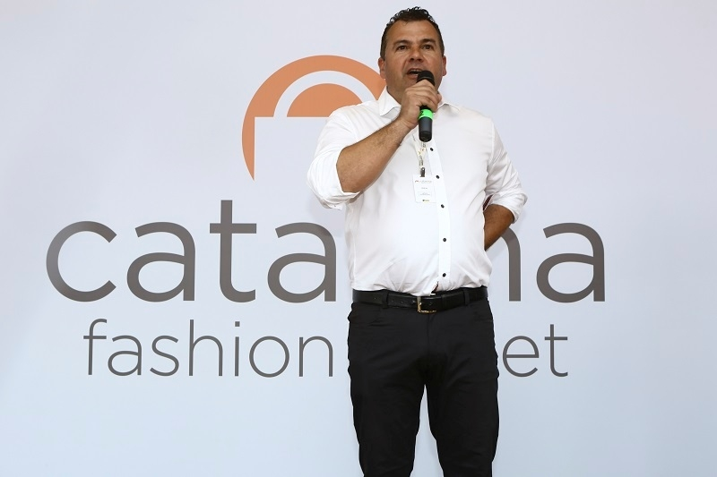 Carlos Mello entrevista o Superintendente do Catarina Fashion Outlet