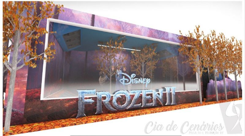 Evento do Frozen 2 vai movimentar as férias escolares no Iguatemi Esplanada