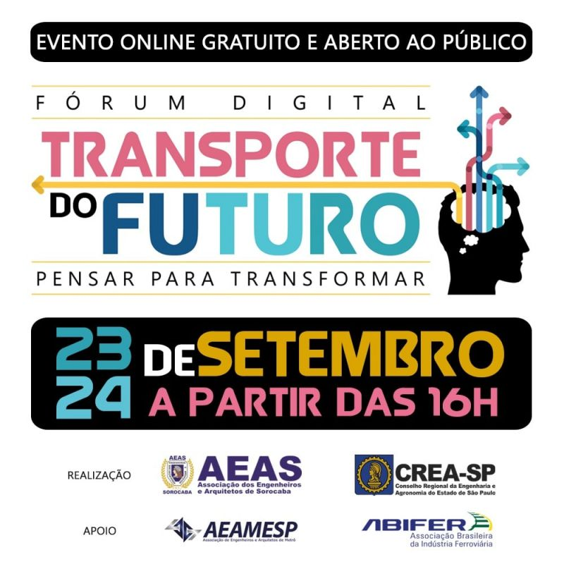 Fórum Digital Transporte do Futuro