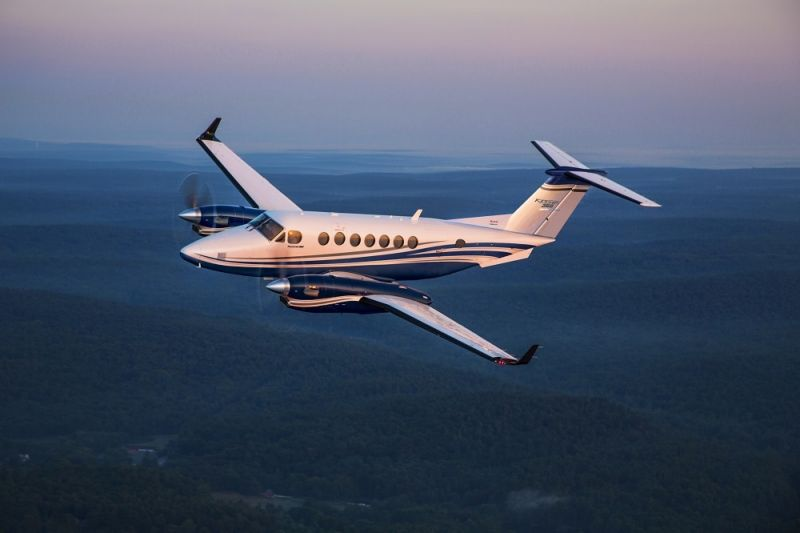 Textron Aviation anuncia seu novo turbo-hélice:    o King Air 360/360ER