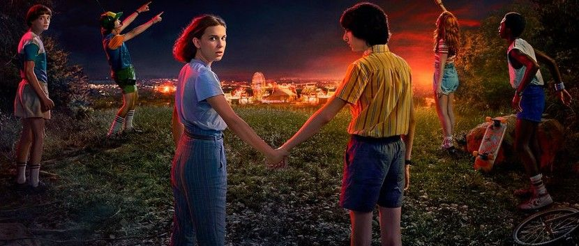 Trailer da 3° temporada de  Stranger Things chega ao som de The Who